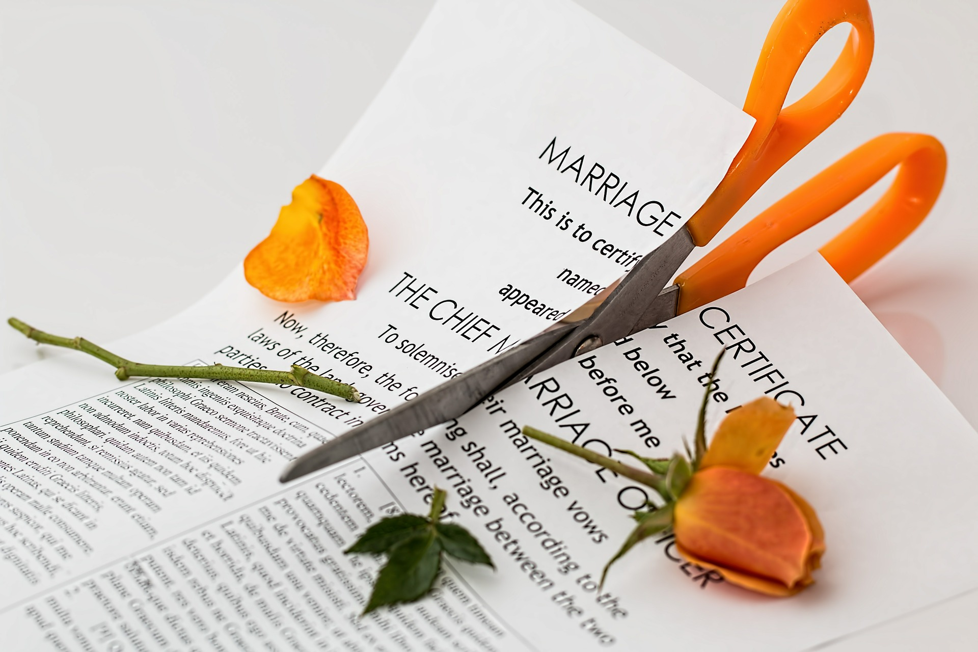 Divorce Acceptance