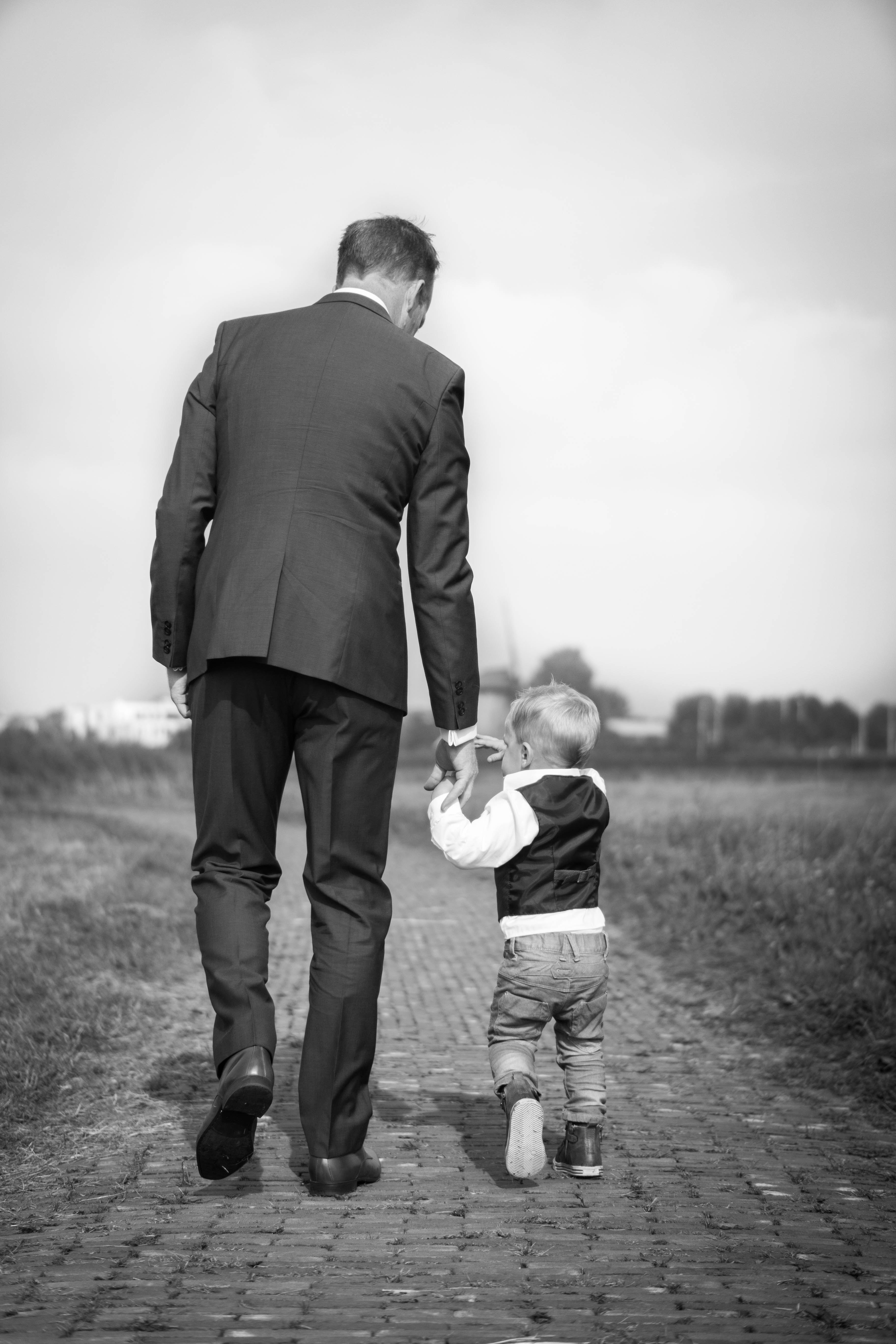 Two Reasons Parenting is Unequal Between Men and Women