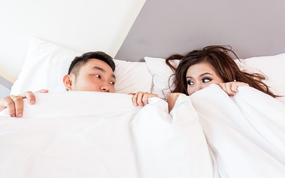 Smash the Lock on Bedroom Talk: 5 Communication Strategies for Deeper Intimacy