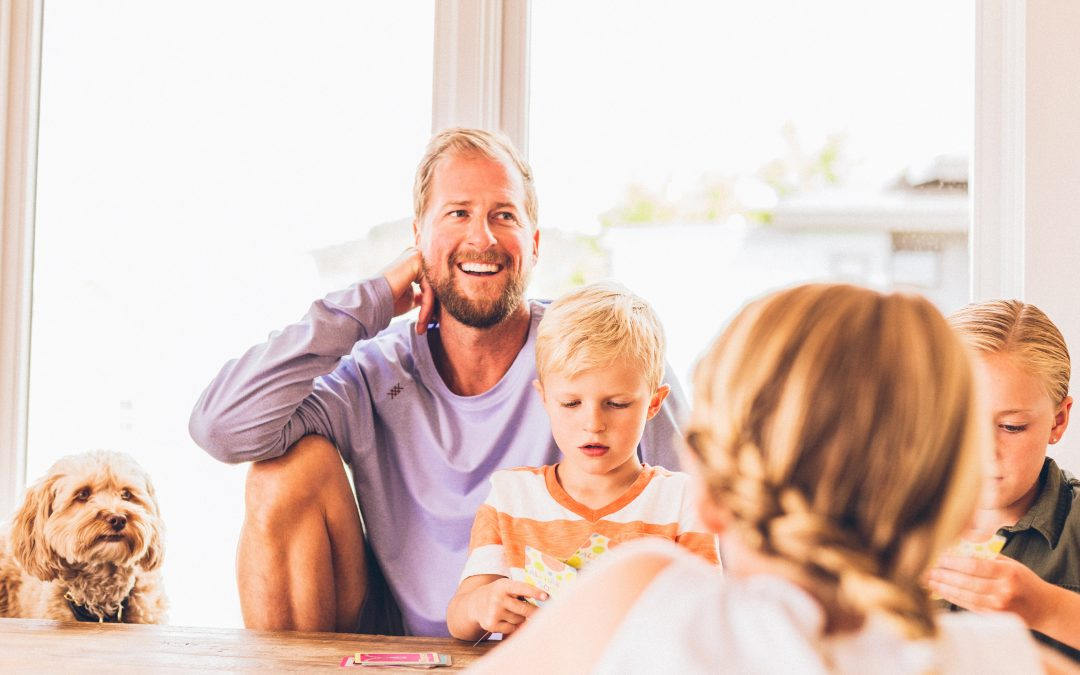 How Humor Can Protect a Parent's Sanity