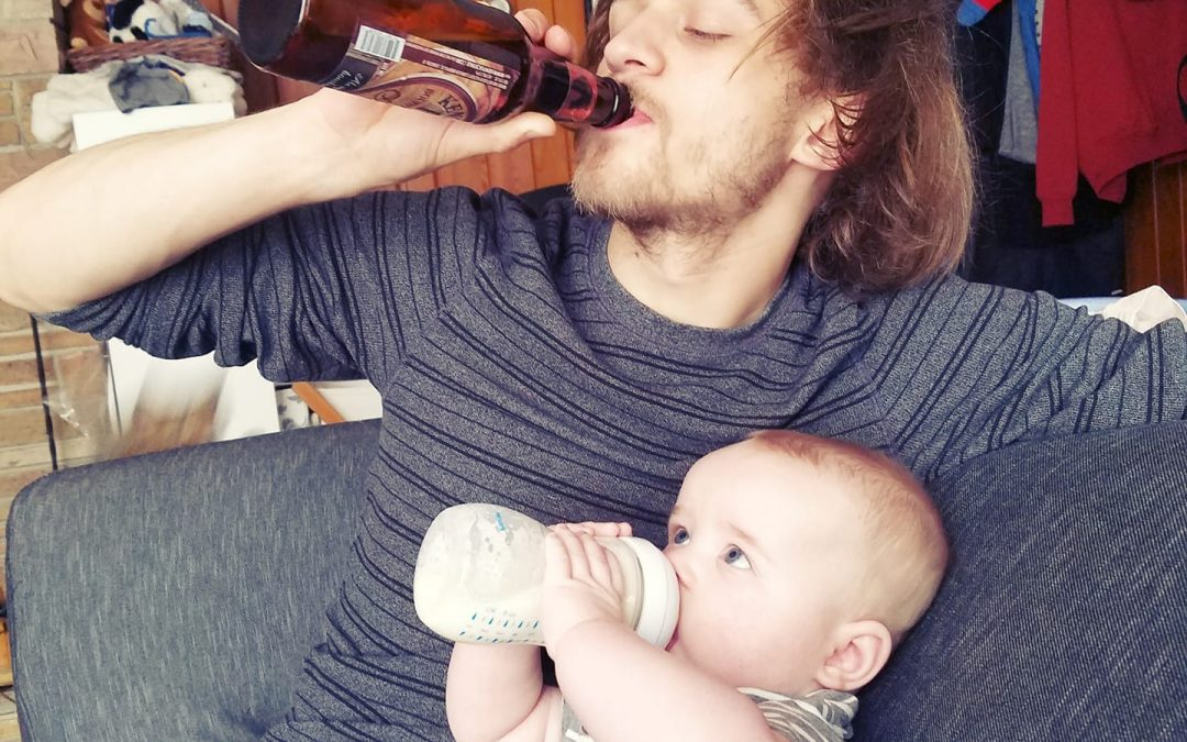 The Main Challenges of Being a Young Dad